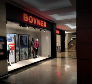 İstanbul Forum AVM Boyner