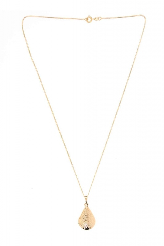 Openable Design Necklace (St)
