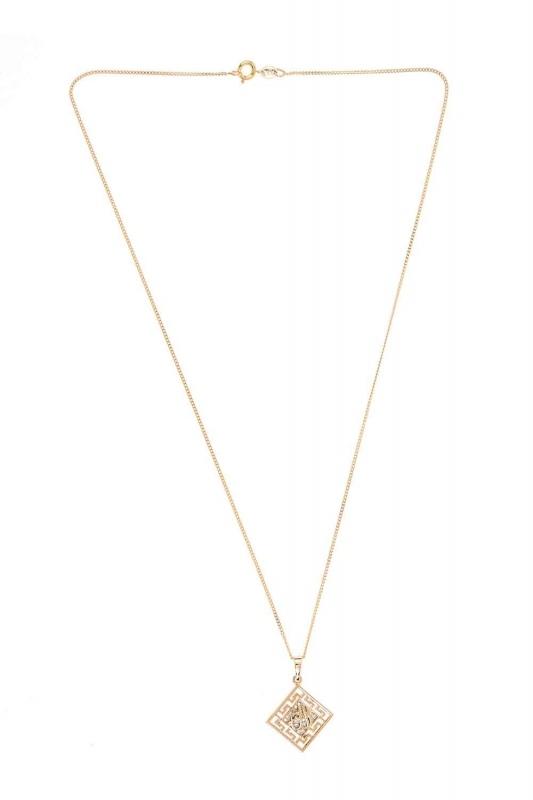 Islamic Steel Necklace (St)