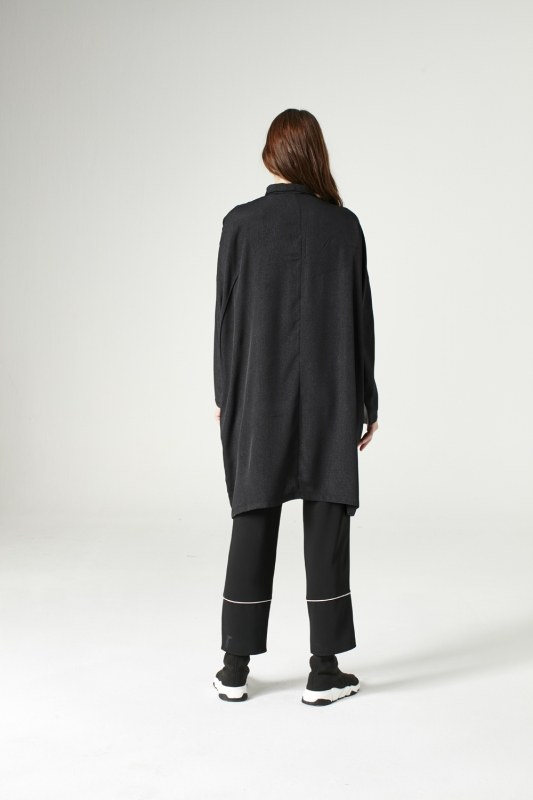 Pipping Tunic (Black)