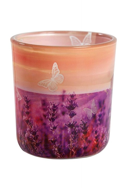 Aromatic Lavender Scented Candle