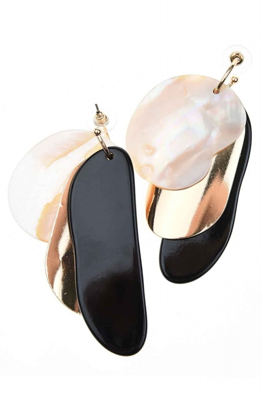 Authentic Dangling Earrings (St)