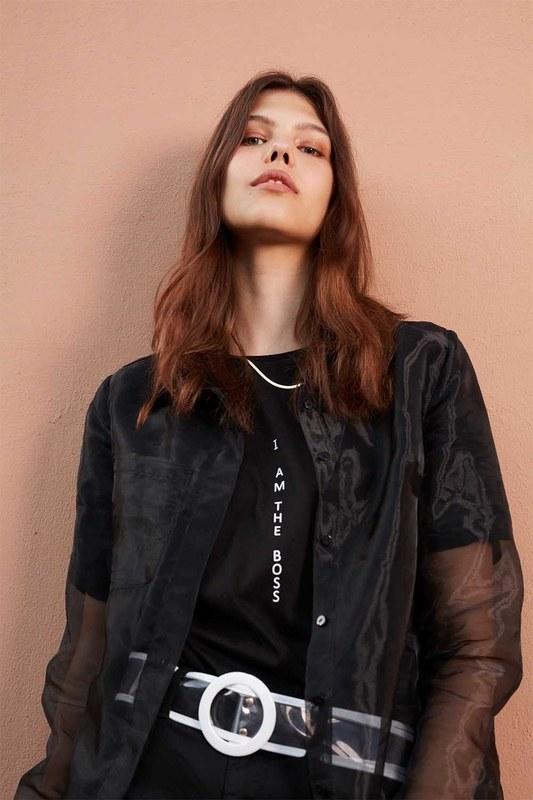 Basic T-Shirt (Siyah)