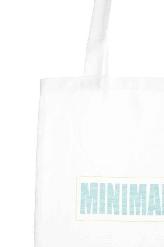 Baskılı Bez Çanta (Minimal)