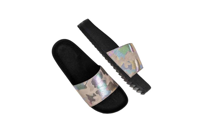Soft Sole Slippers (Camouflage)