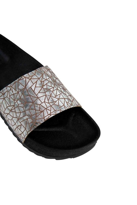 Soft Sole Slippers (Platinum)