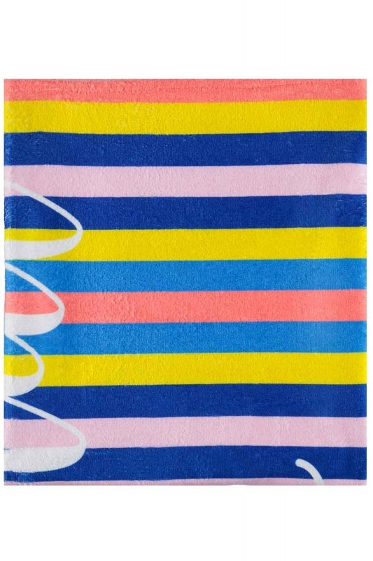 Beach Towel (Colorful)