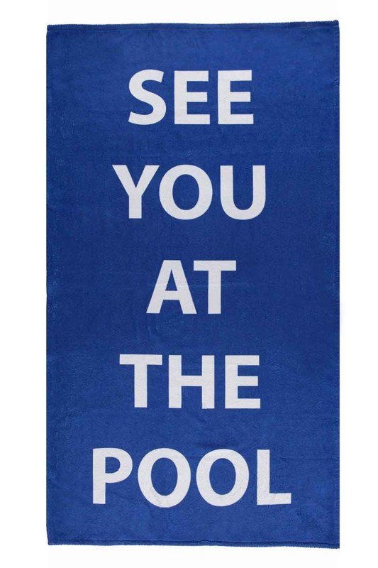 Beach Towel (Pool)