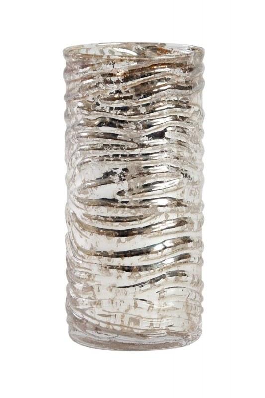 حامل شموع زجاجي للزينة ، اوجير مفصل