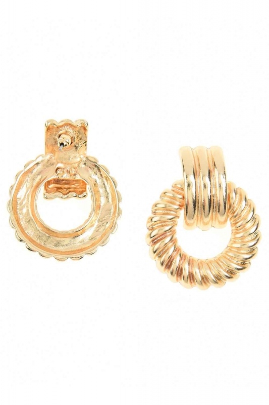Auger Earrings (St)