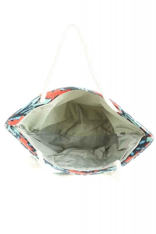 حقيبة الشاطئ الكبيرة (زهرة)