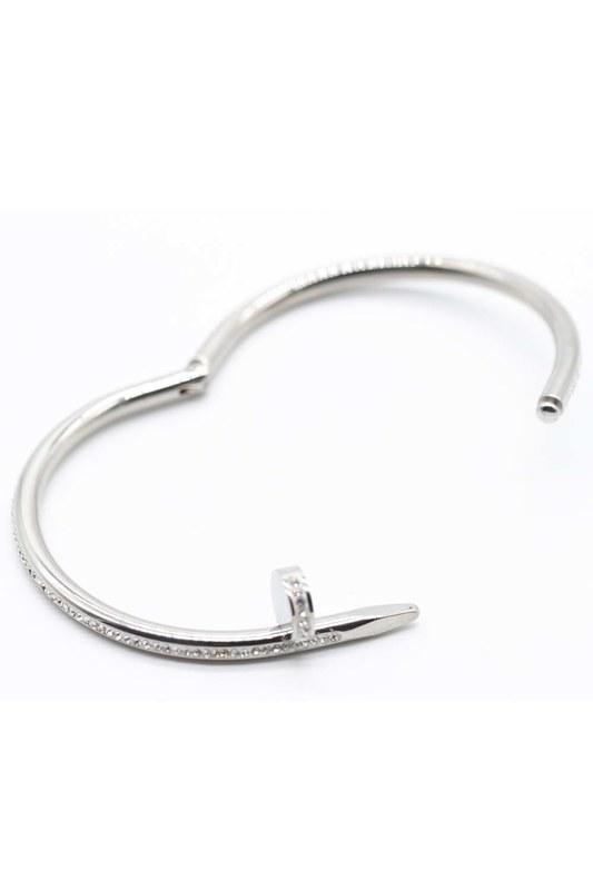 Çelik Bileklik (Silver)