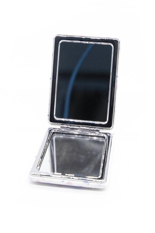Cep Makyaj Aynası (Beyaz)