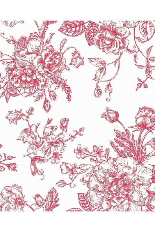 طقم بياضات مزدوج وردي (200 × 220)