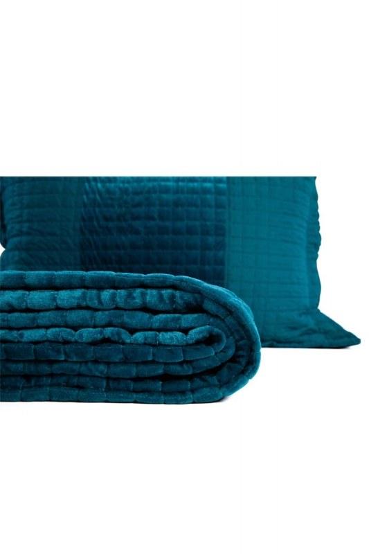 غطاء مزدوج ، أزرق (260X270)