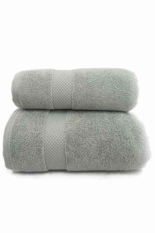 منشفة القطن (50X90) (لون الماريج)