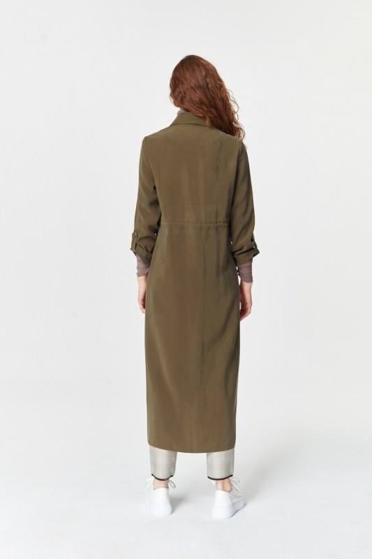 Luxury Trenchcoat (Khaki)