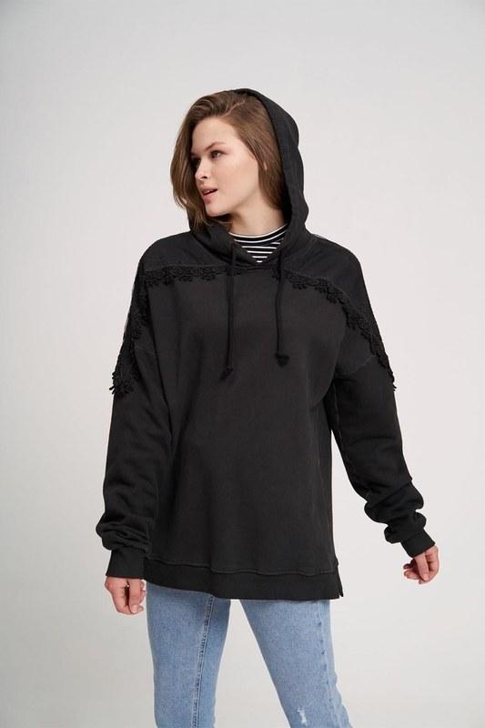Special Wash Sweatshirt (Black)