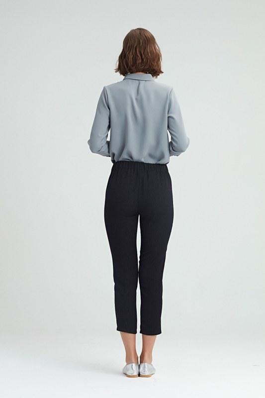 Skinny Trousers (Black)
