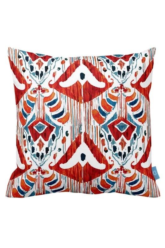 Ethnic Decorative Pillow Case (43X43)