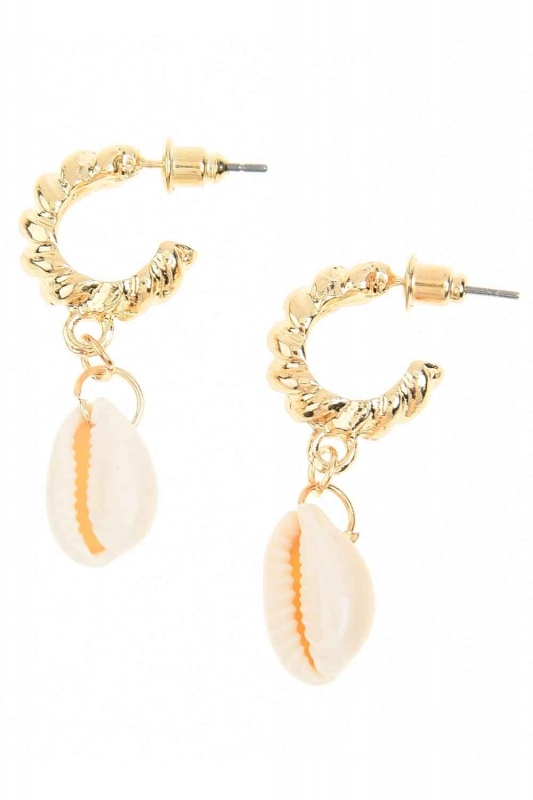 Sea Shell Earrings (St)
