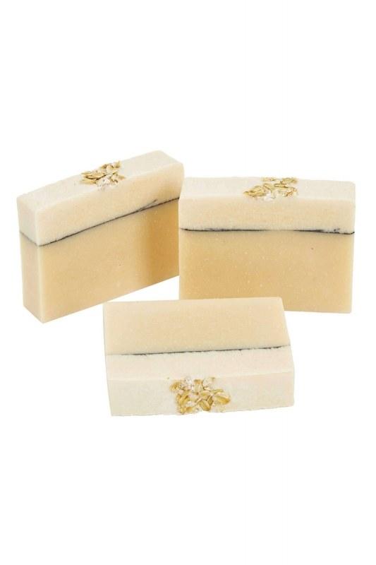 Natural Kefir And Oat Soap