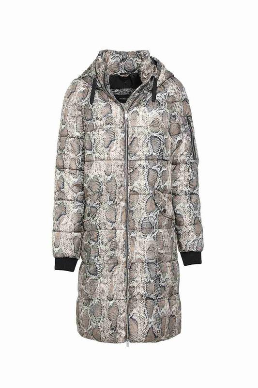 Phl Inflatable Coat (Snake Patterned)