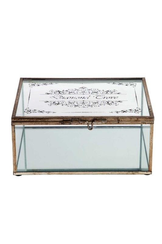 Metal Jewelry Box (Large)