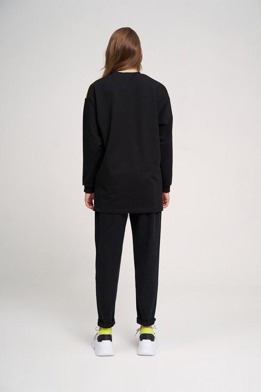 Focus Sweatshirt (Black)
