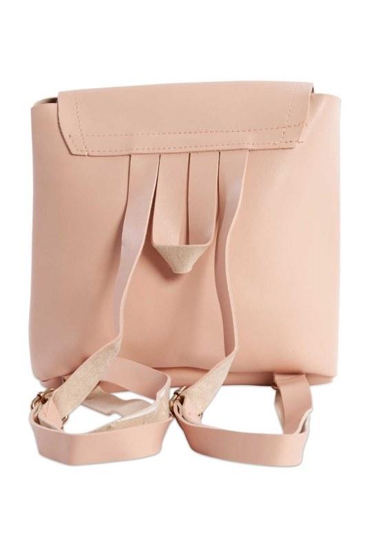 حقيبة ظهر نسائية مع الجبهة الإضافية (مسحوق)