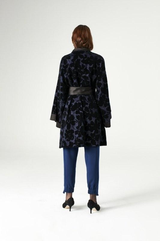 Garni Kimono (Navy)