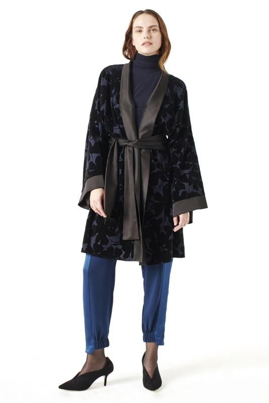 Garnili Kimono (Lacivert)