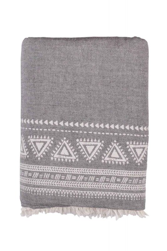 Grey Seat Cover (130X170)