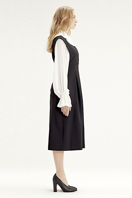 فستان جيليه (أسود)