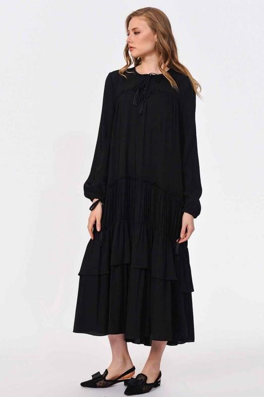 Long Dress (Black)