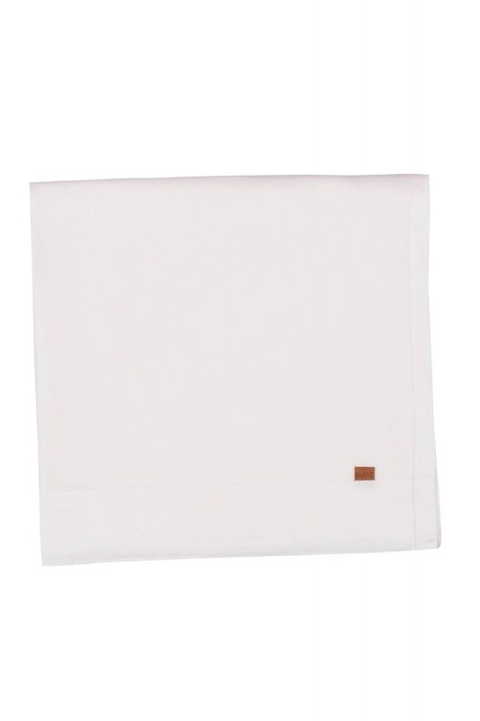 Linen Table Cloth (White)