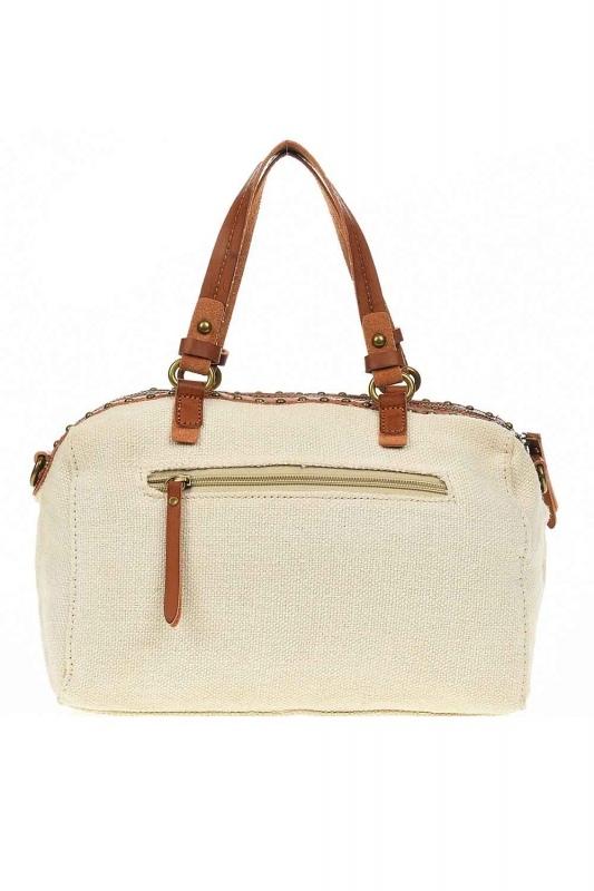 Linen Arm Bag (Ecru)