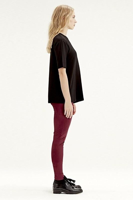 Short-Sleeved T-Shirt (Black)