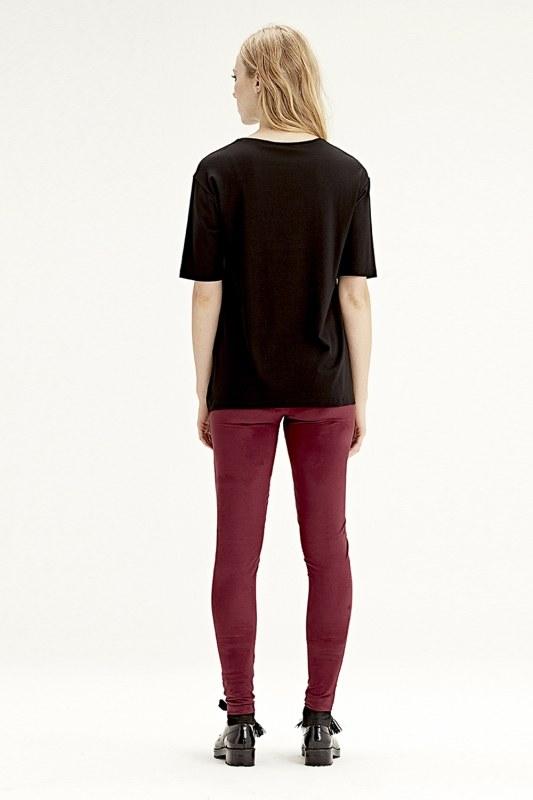 Kısa Kollu T-Shirt (Siyah)