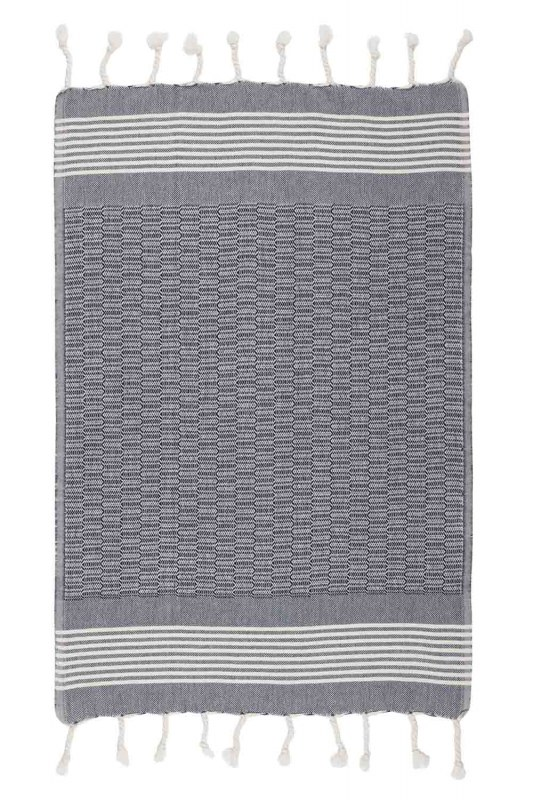 Kitchen Towel (50X76) (Navy)