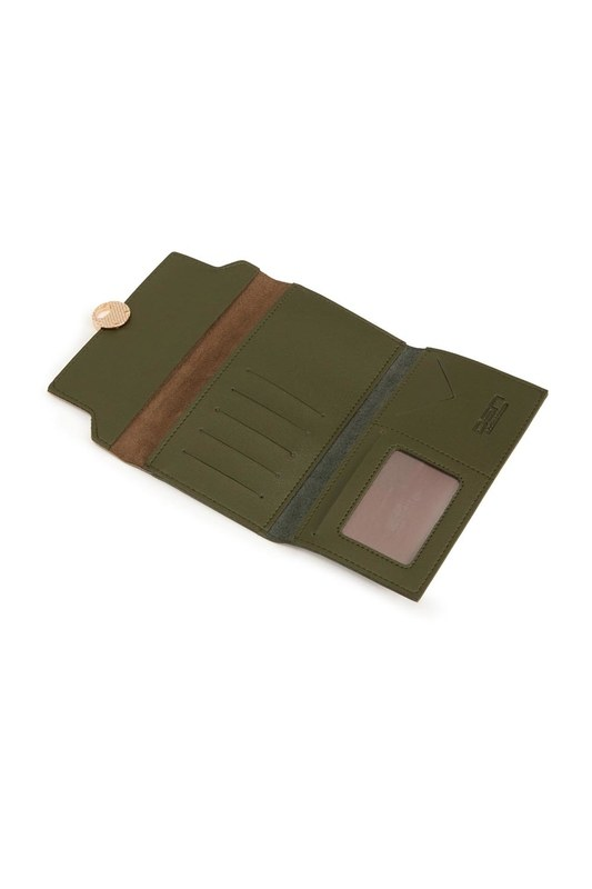 Classic Wallet (Green)