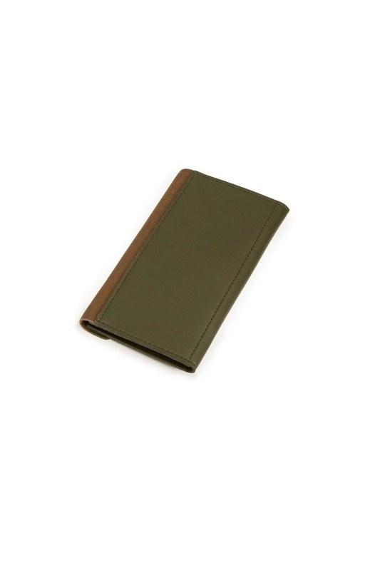 Klasik Cüzdan (Yeşil)