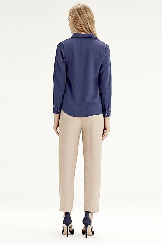 Classic Shirt (Navy Blue)