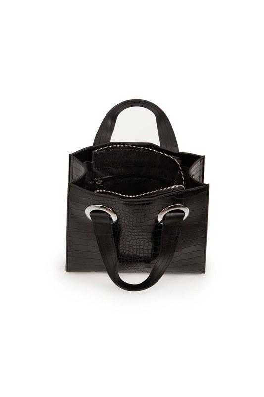 Classic Hand Bag (Black)