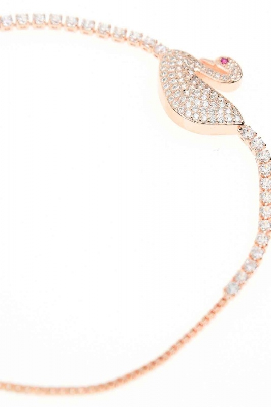 Swan Bracelet (St)
