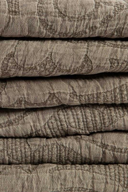 غطاء مزدوج ، لون المنك (260 × 270)