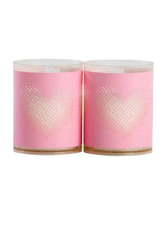 Pink Decorative Lighting With Heart