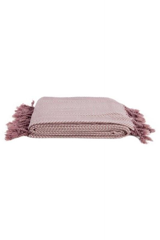 Pink Seat Shawl (130X170)