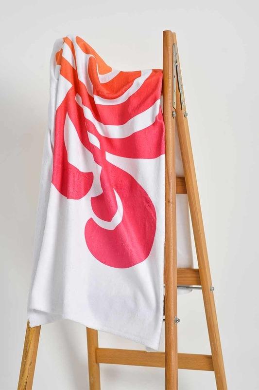 Beach Towel (Patterned)