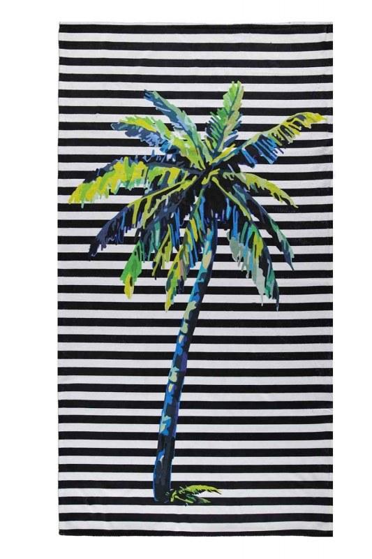 Beach Towel (Palm)